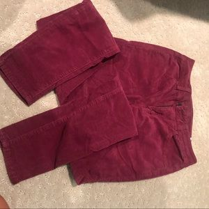 American Eagle corduroy jeans